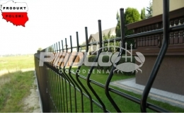 Panel ogrodzeniowy OCYNK+RAL H1730 mm (4mm)