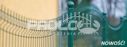 Panel ogrodzeniowy FALA OCYNK+RAL H1700 mm (4mm)